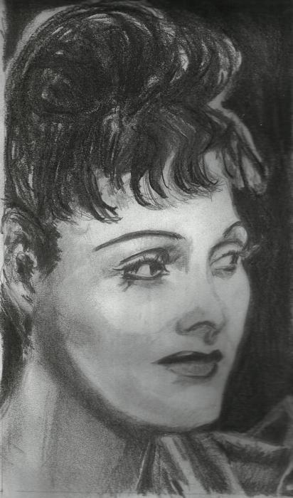 Arletty by CatherineGaillard
